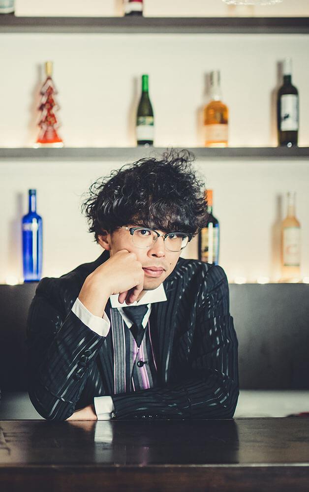 秋山紘希(homme)